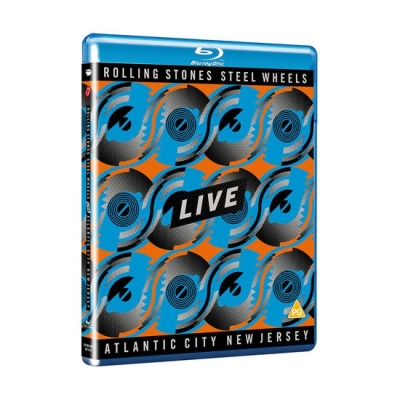 The Rolling Stones - Steel Wheels Live (BR Import)
