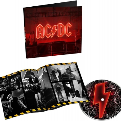 AC/DC - Power Up (Import)