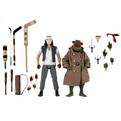 Neca - TMNT - Casey Jones And Raphael Pack