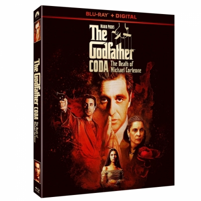 The Godfather - The Death of Michael Corleone (BR Import)