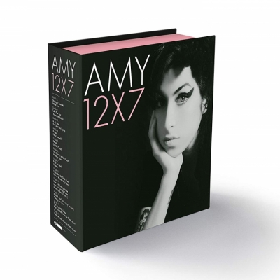 Amy Winehouse - The Singles Collection (12x7