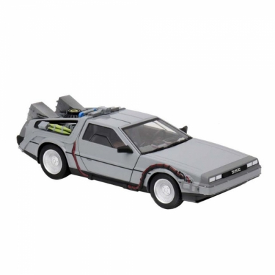 NECA - Back To The Future - Time Machine (1/16)