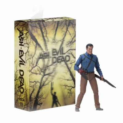 NECA - Ash vs Evil Dead - Ultimate Ash