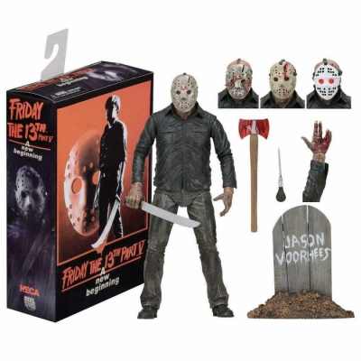NECA - Friday the 13th Part 5 - Ultimate Jason