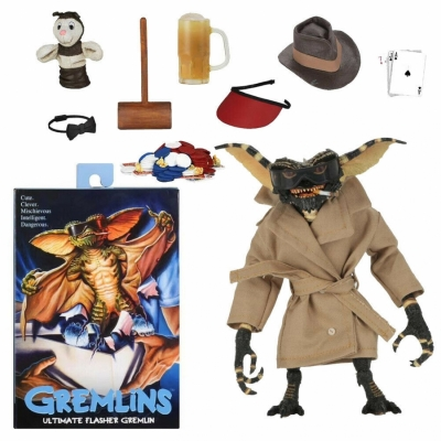 NECA - Gremlins - Ultimate Flasher Gremlin