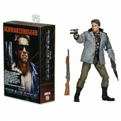 NECA - Terminator - Ultimate T-800 (Tech Noir)