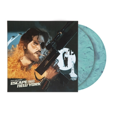 Soundtrack - Escape From New York (2LP Color)