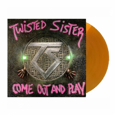 Twisted Sister - Come Out And Play + Bonus (LP Color)