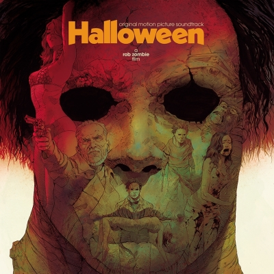 Rob Zombie - Halloween (2LP Color)