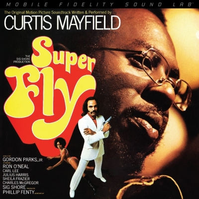 Curtis Mayfield - Superfly (LP Color)