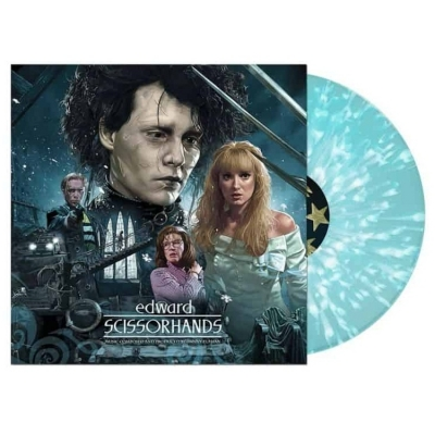 Soundtrack - Edward Scissorhands (LP Color)