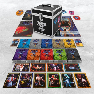 Yes - Union 30 Live (26CD + 4DVD Import)
