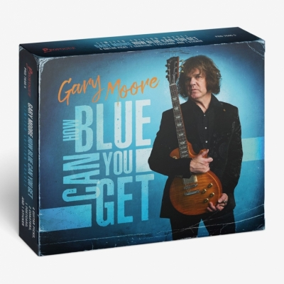 Gary Moore - How Blue Can You Get (Import)